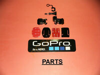 GoPro Parts.... Knobs – Wrench – J Hooks – Decals – Anti Fog