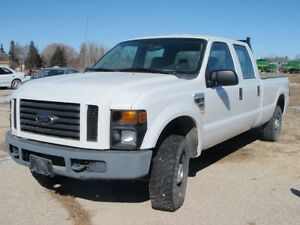2009 Ford F-250 XL Low Kms!