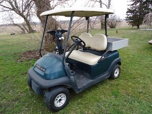 2005  PRECIDENT  CLUB  CAR  GOLF CART