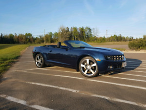 2012 CHEV CAMERO RS V6 CONVERTIBLE IN EXCELLENT CONDITION