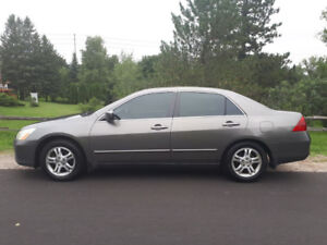2006 Honda Accord SE, Sedan