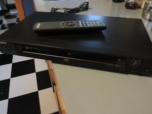 For Sale - Sony Model DVP-NS315 DVD/CD player