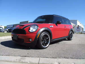 2010 MINI Cooper Clubman S Coupe (2 door)