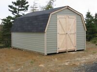 prebuilt 10 X 16 shed