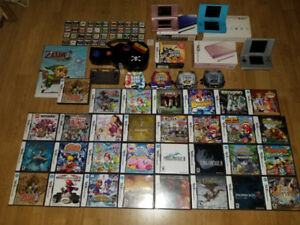Gameboy Advance, DS, 3DS & Vita Systems & Games For Sale
