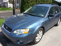 2006 Subaru Outback 2.5i AWD need a engine / besoin d'un moteur