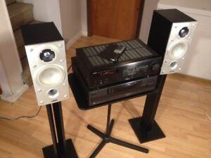 Yamaha , Kenwood and Energy Home Stereo