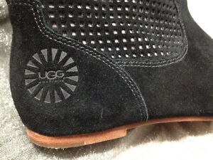 Authentic black UGG Australia boots in brand new condition