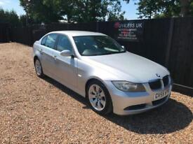 2005/55 BMW 325 2.5i SE AUTO Full S/History £0 DEPOSIT FINANCE P/X Welcome