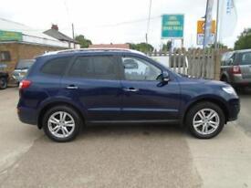 2010 Hyundai Santa Fe 2.2 CRDi Premium 5dr (7 seats)