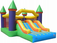 Funtastic Ent – Bouncy castle starting from $129.