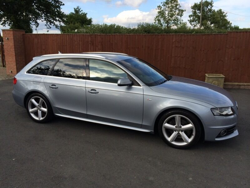 audi a4 avant 2010 s line 2 0 tdi in shrewsbury. Black Bedroom Furniture Sets. Home Design Ideas
