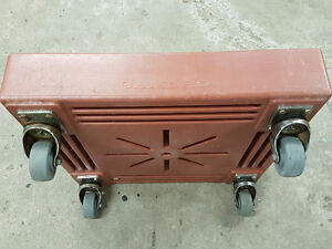 Heavy duty commercial dishwasher tray cart Windsor Region Ontario image 1