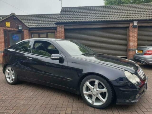 Mercedes-Benz C220 2 1TD auto 2006MY Sport Edition INTERMITTENT LIMP MODE |  in Leicester, Leicestershire | Gumtree