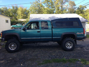 1998 GMC C/K 2500 Pickup Truck Extended Cab