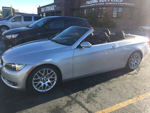2009 BMW 3-Series 328i hardtop convertible (2 door)