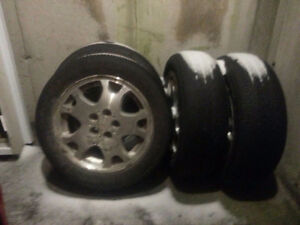 15in Tires