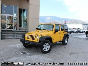 2015 Jeep Wrangler Unlimited Sport   - BLUETOOTH - A/C EQUIPPED