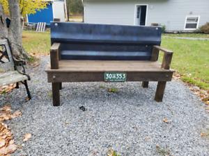 Chev bench