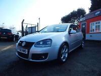 2008 Volkswagen Golf 2.0T GTI 5dr Full service history,12 months mot,Warranty...