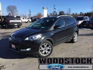 2014 Ford Escape Titanium  CANADIAN TOURING PACKAGE, PANORAMA RO
