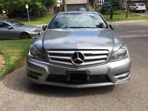 2013 Mercedes Benz C300 4MATIC