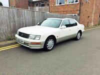 1995 Lexus LS 400 4.0 auto 1 Owner From New Only 51,000 Miles