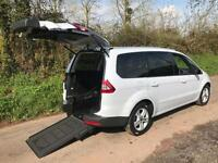 2014 Ford Galaxy 2.0 TDCi 140 Zetec 5dr AUTOMATIC WHEELCHAIR ACCESSIBLE VEHIC...