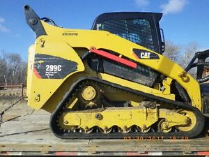 Skid Steer For Sale. Cat 299 C XPS 2012, low time. Price Reduced
