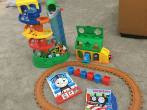 Thomas and friends first set