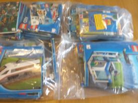 Lego city instruction manuals only massive amount