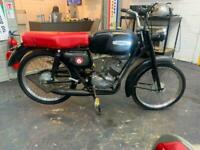 Garelli Sport motorcycle. 49cc. 1964. nice condition, ride or restore