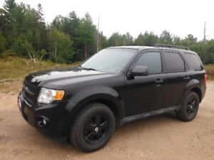 2012 Ford Escape XLT V6 All Wheels drive