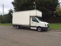 2008-08 Volkswagen crafter CR35 2.5TDI 109 euro4 jumbo Luton tail lift low miles FSH free uk delv