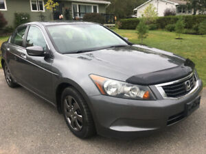 '09 Honda Accord, Manual 5 Speed, Great Car!