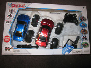 All Terrain Cyclone RC Car - New, in opened box - $32.00
