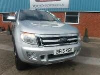 2015 Ford Ranger 2.2 TDCi Limited Double Cab Pickup 4x4 4dr (EU5) Pickup Diesel