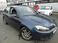 2009 Volkswagen Golf 1.4 TSI SE - Blue - 12 months MOT + Platinum Warranty!