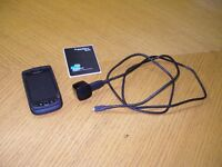 blackberry  Torch 9800 cell phone
