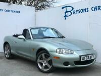 2003 03 Mazda MX-5 1.8i Nevada Manual for sale in AYRSHIRE
