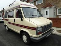 Talbot Express Rambler 1000P 4 berth Hi Top Campervan for sale Ref: 12033