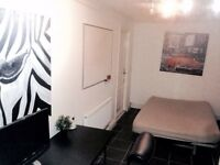 Furnished Bedroom in Bournemouth