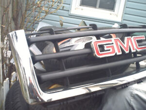 NEWER GMC GRILL OLDER CHEVY GRILL