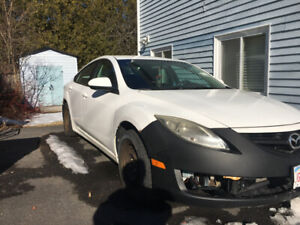 WOW!!  2010 Mazda 6, 6-speed 4 cyl., 148,000 Kms