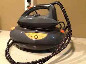 Euroflex pressurized steam iron