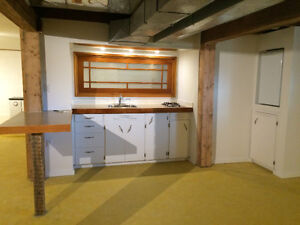 Fully renovated basement suite in Creston BC