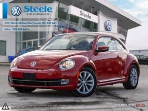 2016 VOLKSWAGEN BEETLE Comfortline - Certified, Lease buy-back,