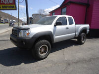 2006 Toyota Tacoma with 3 inch lift