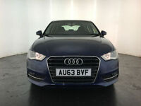 2013 63 AUDI A3 SPORT TDI DIESEL 1 OWNER AUDI SERVICE HISTORY FINANCE PX WELCOME