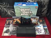 PlayStation 3 boxed with 8 games and controller £120 Ono!